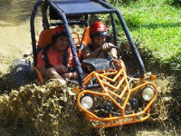 Mud Karting In Puerto Galera